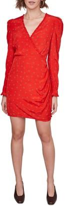 ASTR the Label Marinke Floral Long Sleeve Dress