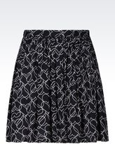 Armani Jeans Viscose Skirt