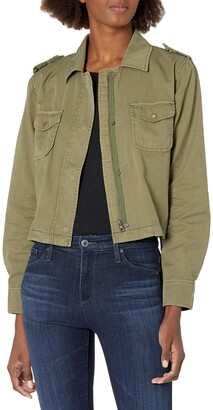Velvet by Graham & Spencer Women's Dixie Army Jacket