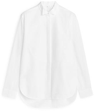 Arket Tuxedo Shirt