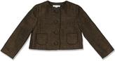 Marie Chantal GirlsCollarless Formal Jacket