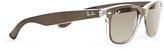 Ray-Ban Wayfarer Sunglasses Large RB2132 614371 Gunmetal