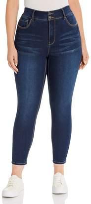 Karen Kane Plus Skinny Jeans in Indigo