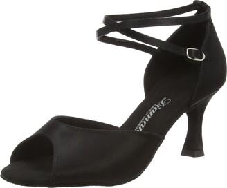 Diamant Women's Damen Latein Tanzschuhe 017-087-091 Ballroom Dance Shoes