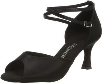 Diamant Women's Latein 017-087-091 Damen Tanzschuhe-Standard & Latein Ballroom Dance Shoes