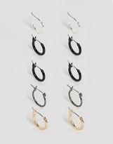 Asos Hoop Earring Pack