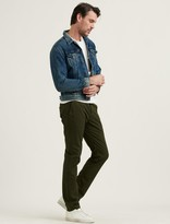 Lucky Brand The Sateen Trucker Jacket
