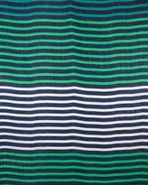 Jaeger Block Stripe Print Scarf