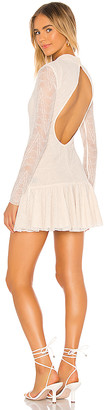 Michael Costello x REVOLVE Inez Mini Dress