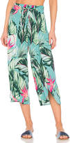 Show Me Your Mumu Limbo Pant in Blue. - size L (also in M,S,XS)