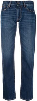 Ralph Lauren Collection Boyfriend Straight-Leg Jeans