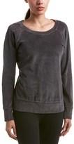 So Low SOLOW Solow Crossback Sweatshirt.