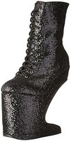 Bettie Page Womens's BP579-Chablis Snow Boot