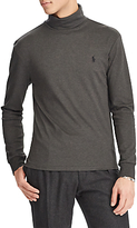 Polo Ralph Lauren Long Sleeve Turtleneck Jumper, Bristol Heather