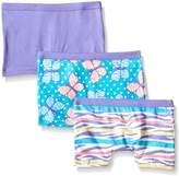 Fruit of the Loom Little Girls' Boyshort (Pack of 3)