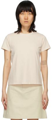 A.P.C. Beige Dora T-Shirt