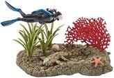 Schleich Coral Reef Diver Set