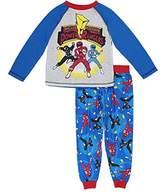 Komar Kids Power Rangers Boys Pajamas (Little Kid/Big Kid)