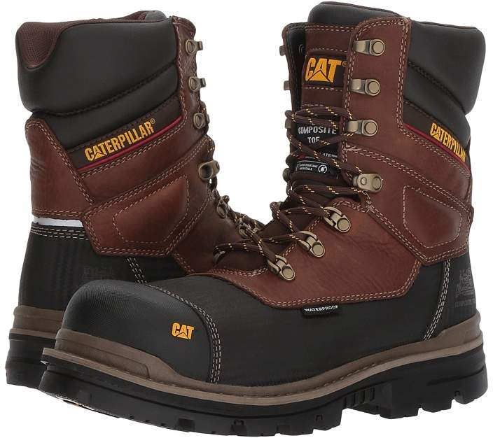 Caterpillar Thermostatic Ice+ Waterproof TX CT Men's Work Boots