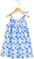 Jacadi Girls' Floral Print Shift Dress