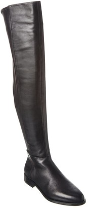 Vince Camuto Hailie Leather Over-The-Knee Boot
