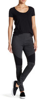 Joe Fresh Ponte Knit Moto Legging