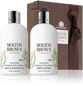 Molton Brown Immersive Samphire & Eucalyptus Shower Gel & Lotion Gift Set