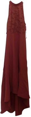 Keepsake Red Lace Dress for Women