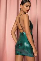 superdown x Draya Michele Yara Open Back Dress