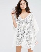 Melissa Odabash Ignes Crochet Beach Dress