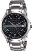 Armani Exchange A|X Men's AX2103 Silver Watch