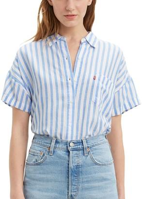 Levi's Women's Alexandra Relaxed Shirt