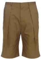 TOMORROWLAND Wide-leg cotton shorts