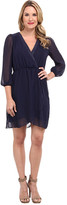Christin Michaels Adalyn Wrap Dress