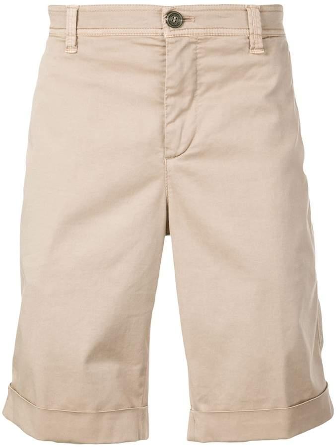 Brunello Cucinelli classic chino shorts