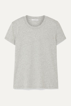 James Perse Vintage Boy Cotton-jersey T-shirt - Gray