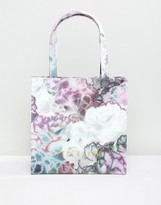 Ted Baker Small Icon Bag in Floral Print