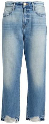 Frame Le Hollywood Straight-Leg Jeans