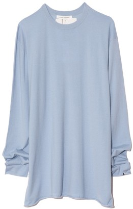 Extreme Cashmere Hein Cashmere Sweater in Sky