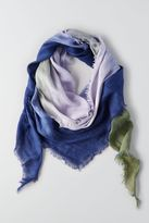 American Eagle Outfitters AE Dip Dye Triangle Scarf