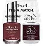 IBD Advanced Wear Color Duo Petal Imprint #524 UV Gel Color