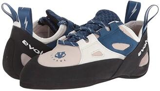 Evolv Skyhawk (White/Blue) Women's Shoes