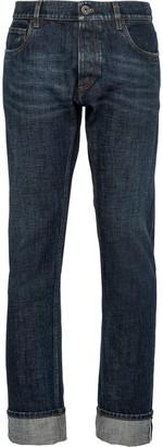 Prada Bootcut Five-Pocket Jeans