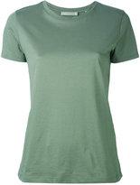 Vince round neck T-shirt - women - Supima Cotton - L
