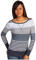 Hurley North Star Crew Neck Top