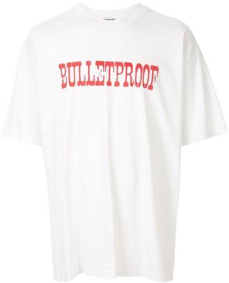 Keiser Clark bulletproof print T-shirt