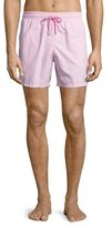 Vilebrequin Moorea Solid Swim Trunks, Light Pink