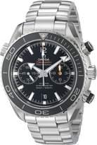 Omega Men's 232.30.46.51.01.001 Seamaster Plant Ocean Dial Watch