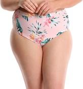 Lysa LYSA Floral Bikini Swim Bottom Plus Size - Brittany
