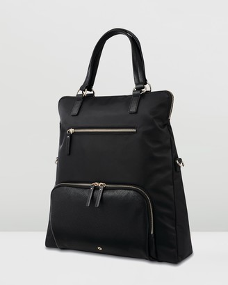 Samsonite Women's Black Backpacks - Encompass Convertible Tote Backpack - Size One Size, not defined at The Iconic